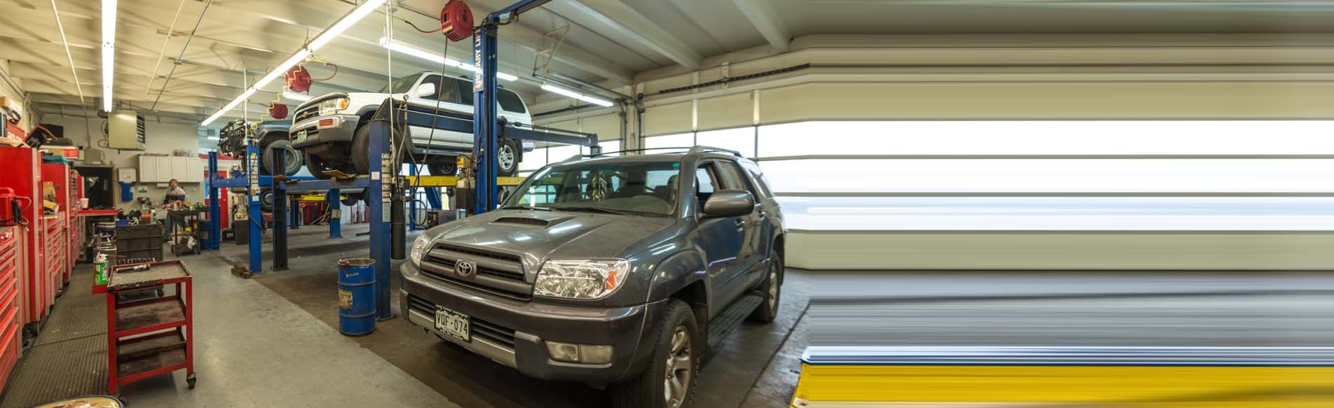 We Offer Performance Exhaust and Auto Repair in the Denver 80222 Area